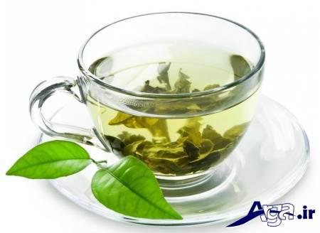 خواص چای سبز برای کبد