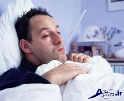 درمان تب و لرز