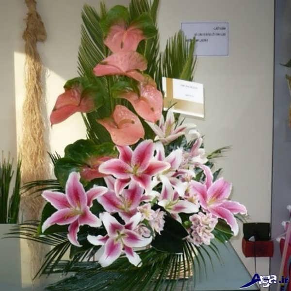 سبد گل برای خواستگاری