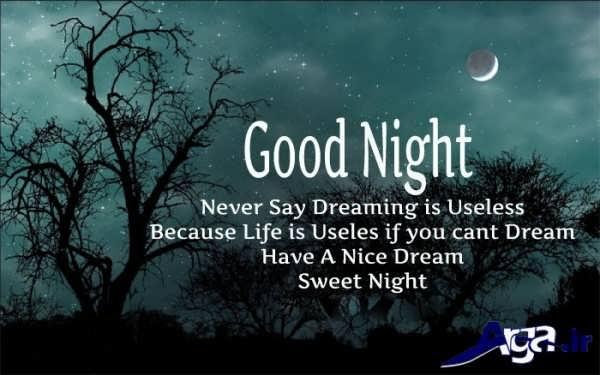 عکس شب بخیر عاشقانه و زیبا