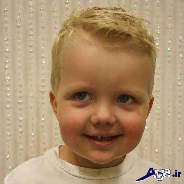 مدل موی کوتاه بچه گانه پسر