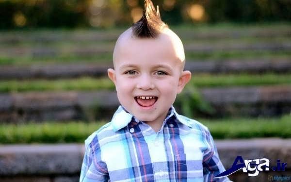 مدل موی بچه گانه پسر