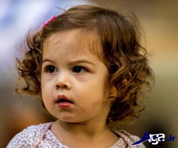 مدل موی بچه گانه دخترانه کوتاه زیبا