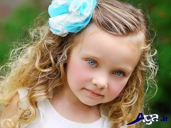 مدل موی بچه گانه دختر