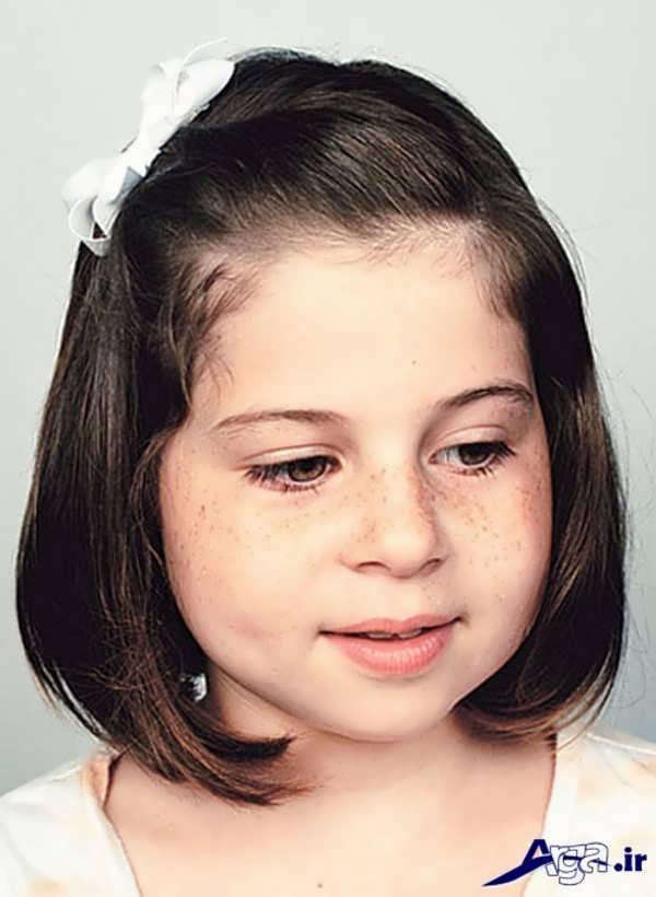 مدل موی بچه گانه دختر ساده