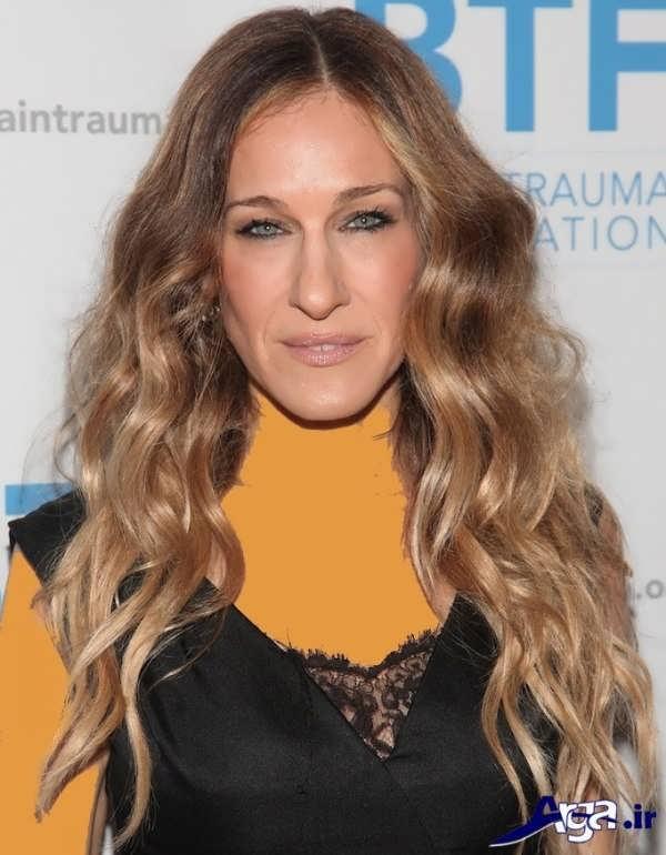 مدل مو برای صورت کشیده