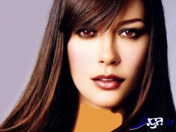 مدل مو برای صورت کشیده زیبا