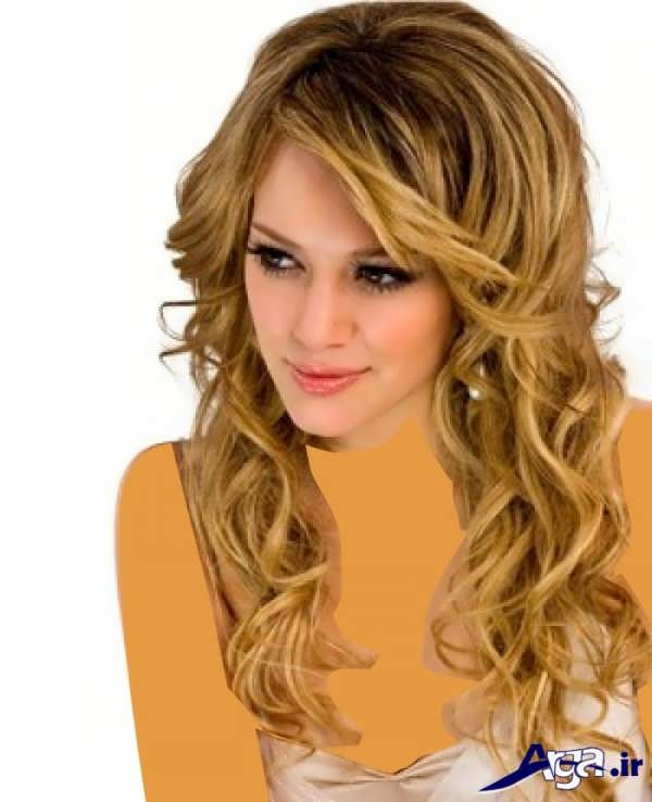 مدل مو برای صورت کشیده فر