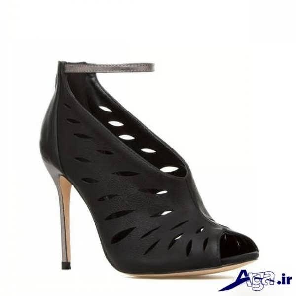 مدل کفش پاشنه بلند زنانه ساده