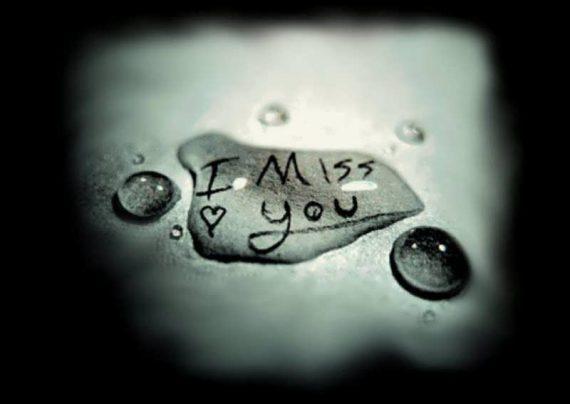 عکس نوشته های عاشقانه دلتنگی