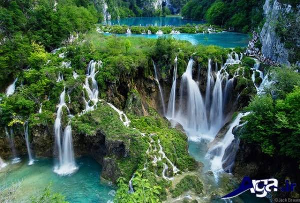 عکس آبشارهای جهان