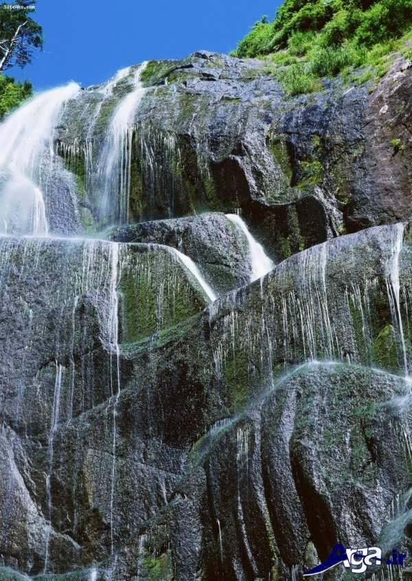 عکس آبشارهای جالب