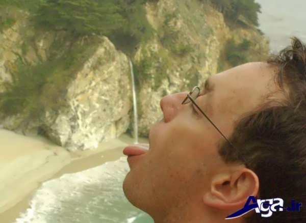 عکس خطای دید آبشار