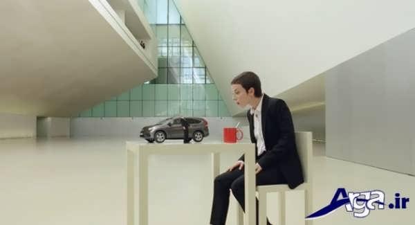 عکس خطای دید ماشین و انسان