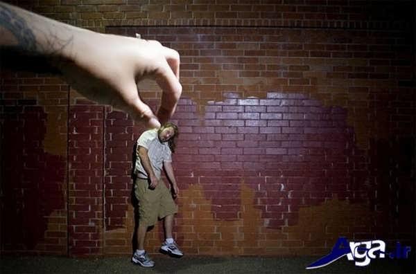 عکس خطای دید جالب
