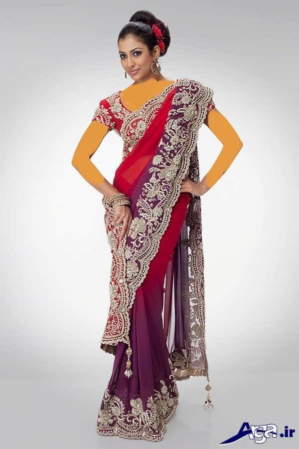 لباس عروس های هندی زیبا