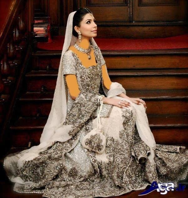 لباس عروس هندی سنتی