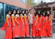 لباس عروس هندی جدید