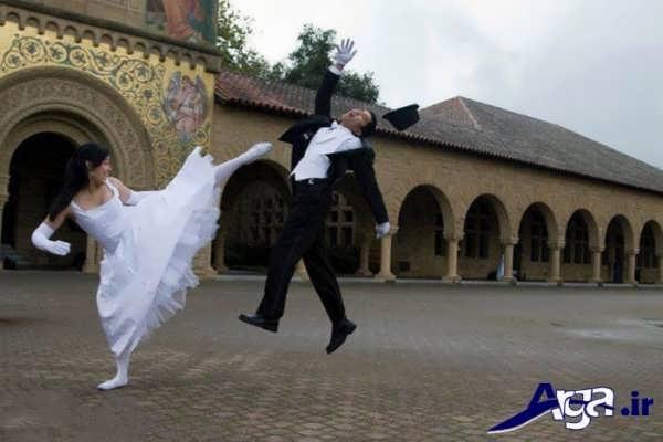 عکس جالب خنده دار عروسی