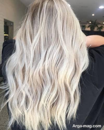 رنگ مو کنفی استخوانی