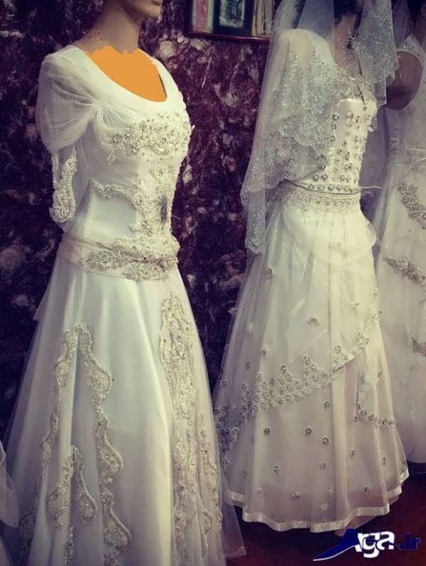 لباس عروس های کردی مدرن
