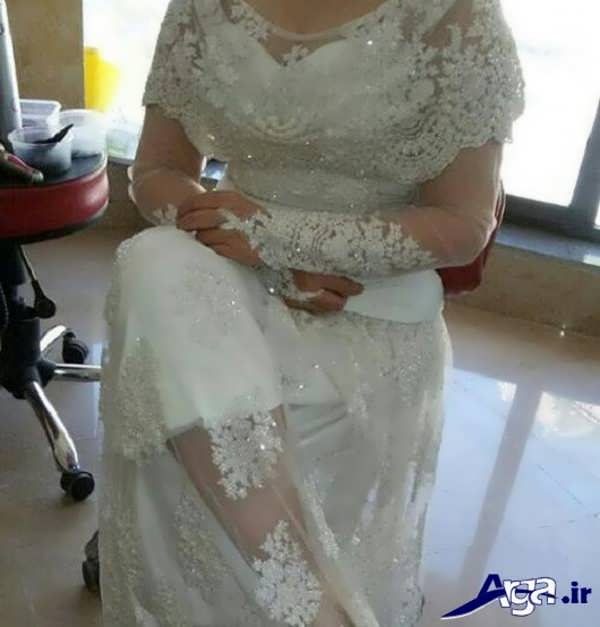 لباس عروس کردی بسیار زیبا