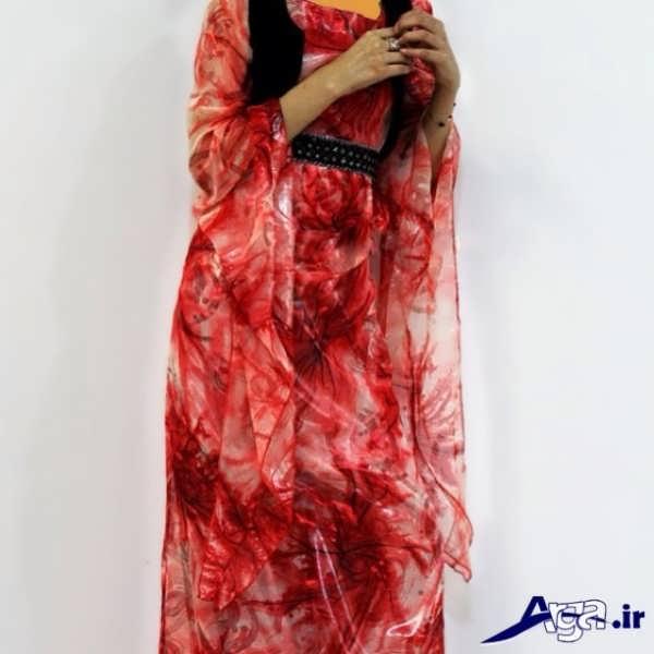 لباس عروس کردی ساده