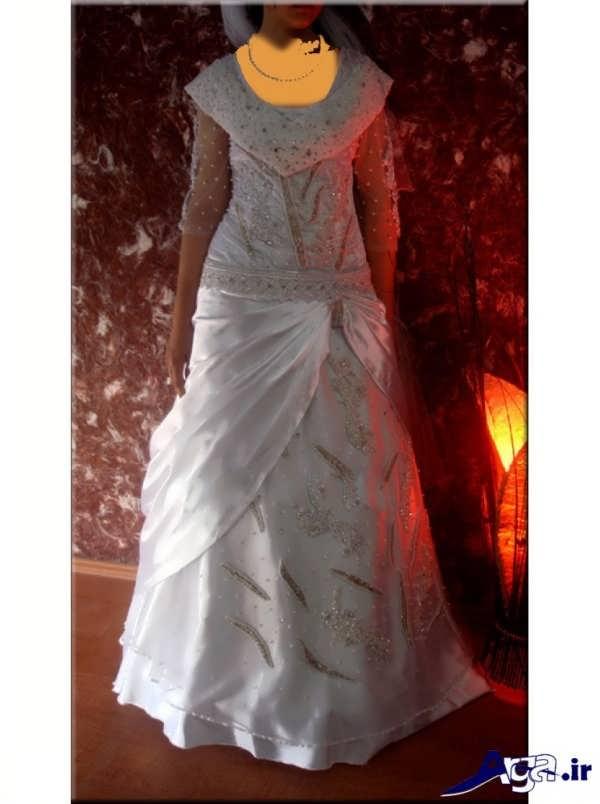 لباس عروس کردی جذاب