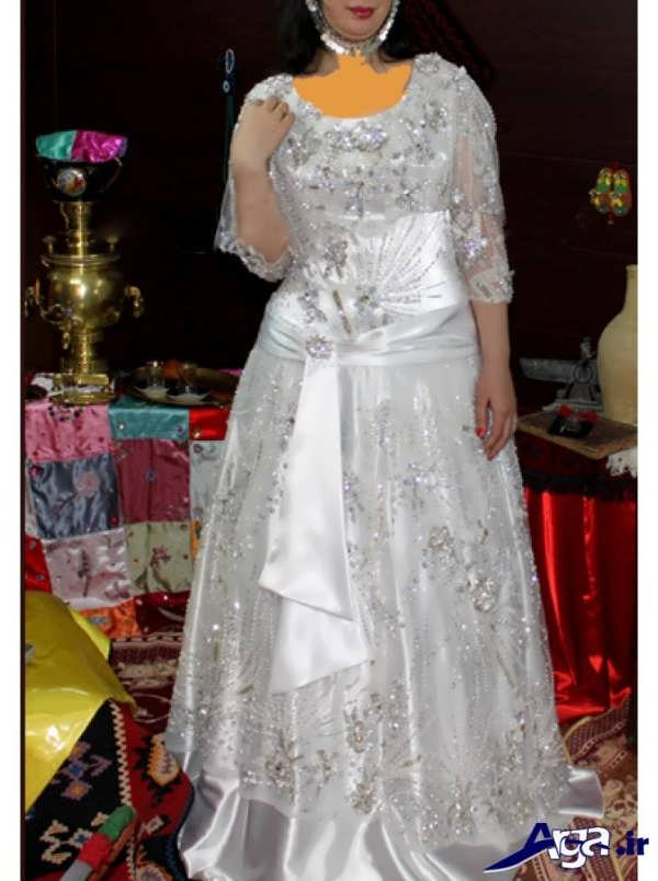 عکس مدل لباس کردی زنانه رنگ های متنوع.