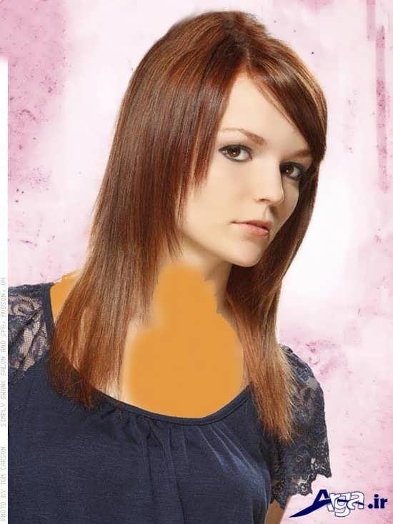 مدل موی لیر دخترانه بلند