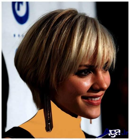 مدل موی کوتاه زنانه لیر