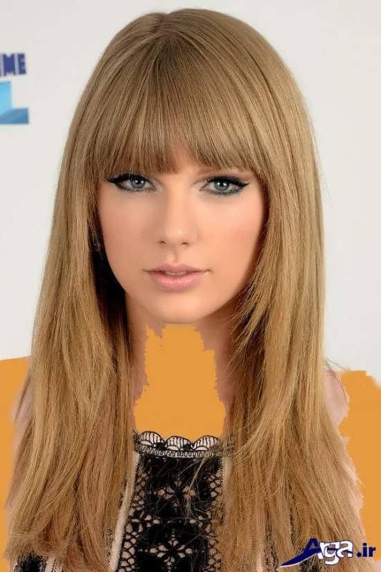مدل موی لیر بلند زیبا