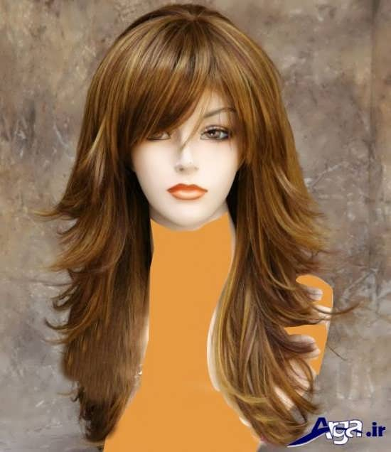مدل موی لیر کوتاه و بلند زنانه و دخترانه