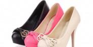 مدل های کفش پاشنه بلند زنانه