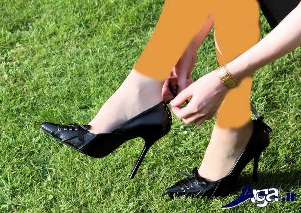 کفش پاشنه بلند زنانه مدرنکفش های پاشنه بلند مجلسی زنانه