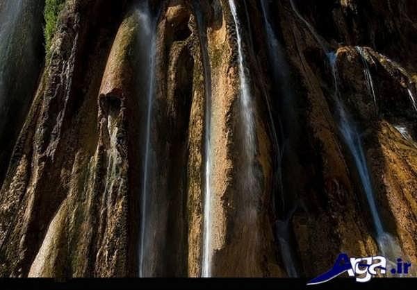 عکس آبشار مارگون