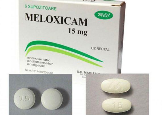 تسکین درد و التهاب با ملوکسیکام