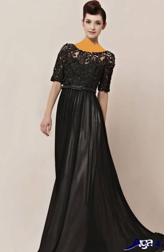 انواع مدل های متنوع لباس شب دخترانه