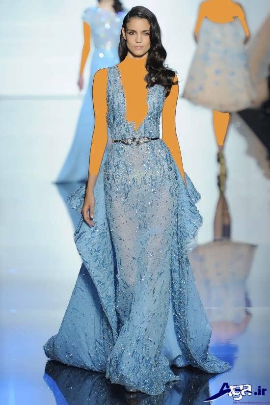 انواع مدل های لباس شب 2016 با طرح های زیبا و مدرن