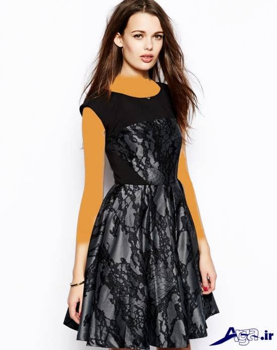 مدل لباس شب 2016 دخترانه