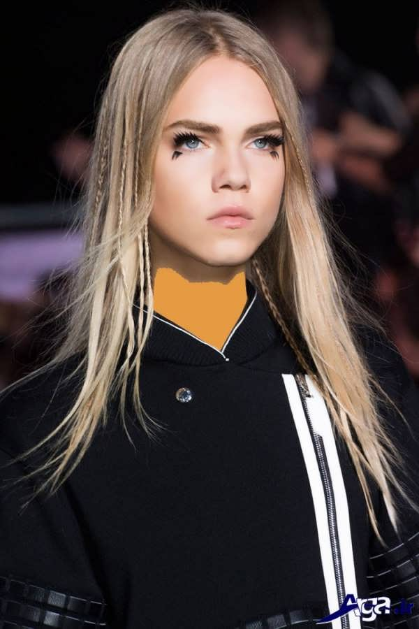 مدل های شیک و متنوع میکاپ دخترانه