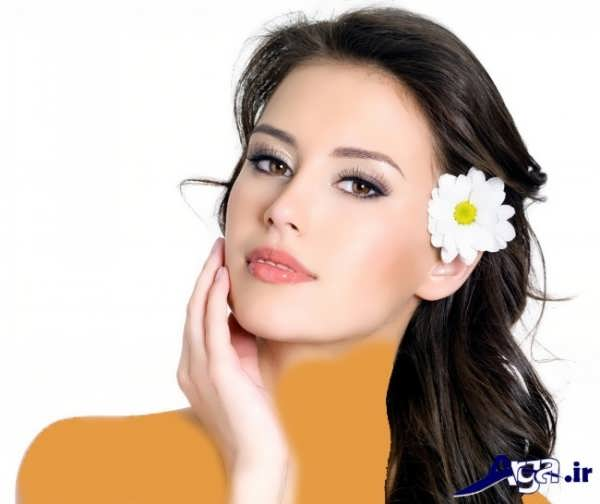 مدل آرایش 2016 ساده