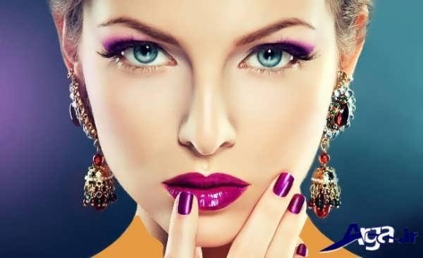 برترین مدل های آرایشی 2016