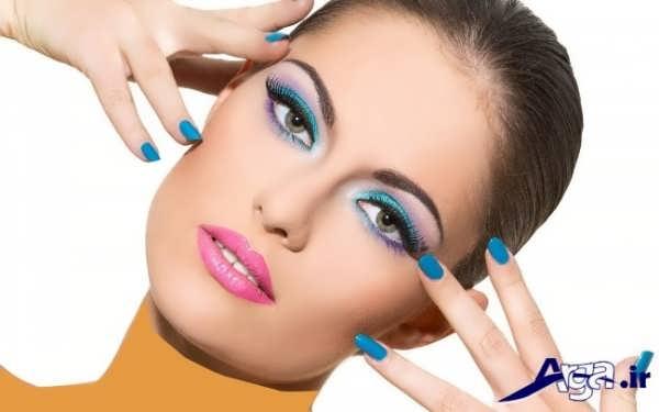 مدل آرایش شیک و مدرن 2016