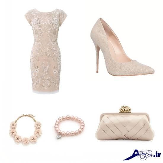 مدل ست کیف و کفش و جواهرات