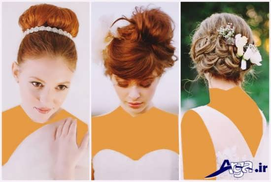 آرایش مو در مدل های متفاوت