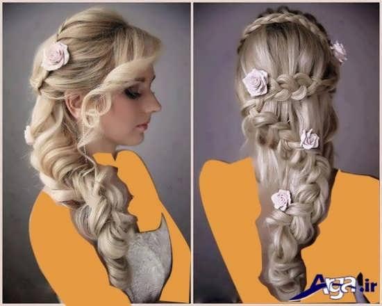 مدل آرایش مو با سبک های مدرن