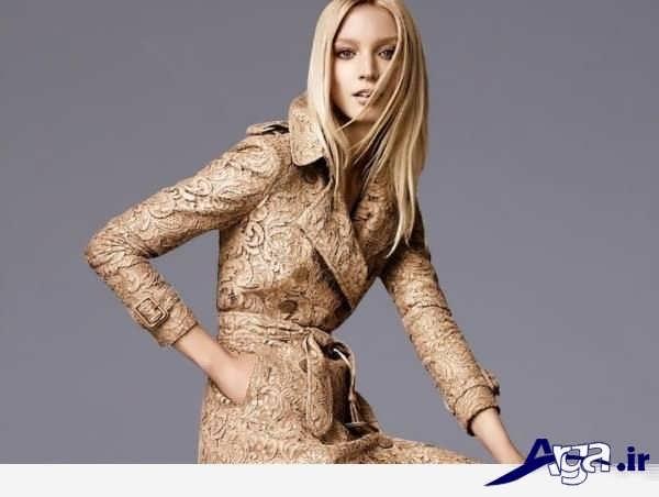 مدل مانتو گیپور مجلسی دخترانه