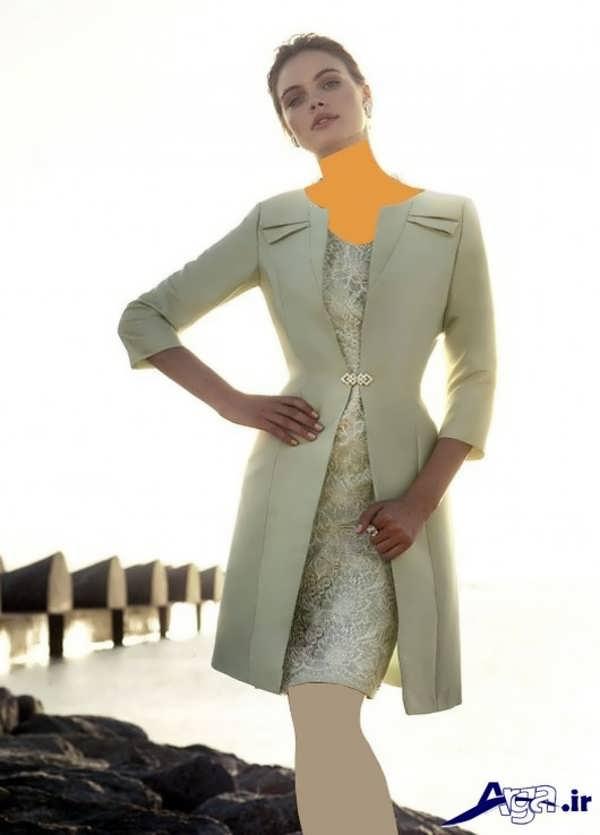 مدل مانتو دخترانه گیپور