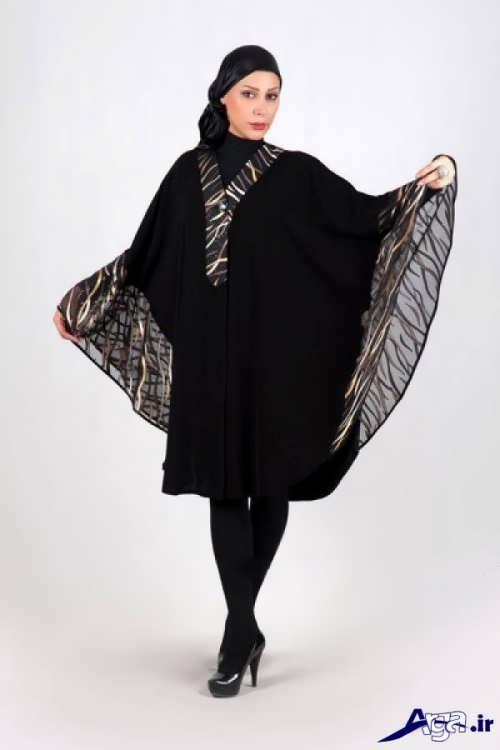 مدل مانتو باردرای ایرانی